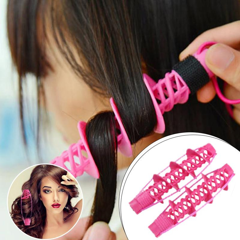 Силиконовые бигуди для волос