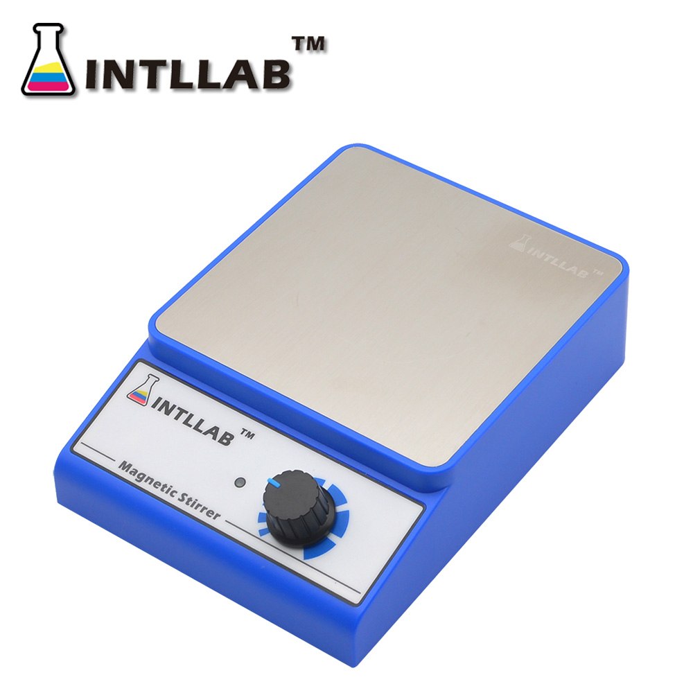 Image 5 - Magnetic Stirrer Magnetic Mixer with Stir Bar 3000 rpm Max Stirring Capacity: 3000ml-in Educational Equipment from Office & School Supplies