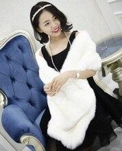 650G /180CM TOP GRADE LUXURY WOMEN Winter Scarf Women Fox Fur Warm Scarves Shawls faux fur scarf winter scarf women 8 colors