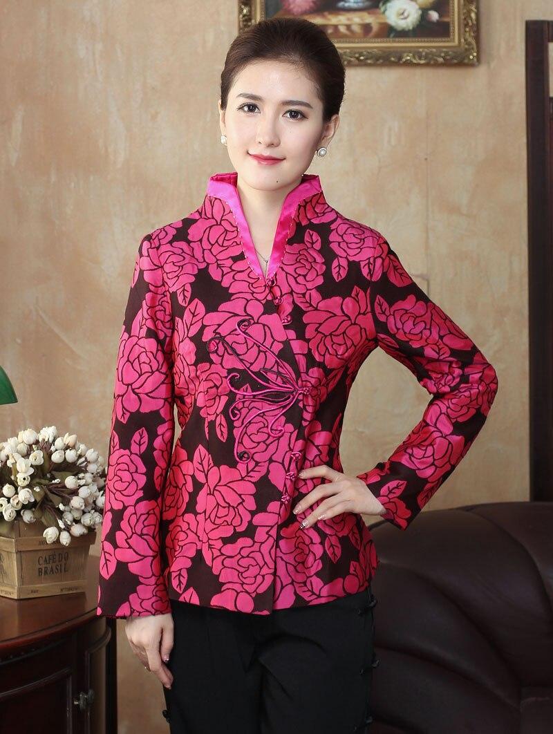 3xl L Style M Veste 4xl Chinois Xxl Femmes Mode De Nouvelle Survêtement Arrivée Xl Manteau Tradition q6wqSgnx