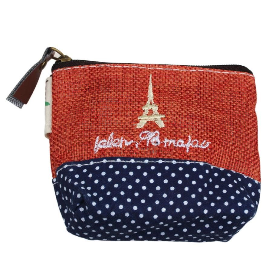 New Arrival Small women bag Canvas Purse Women Wallet Lady ...