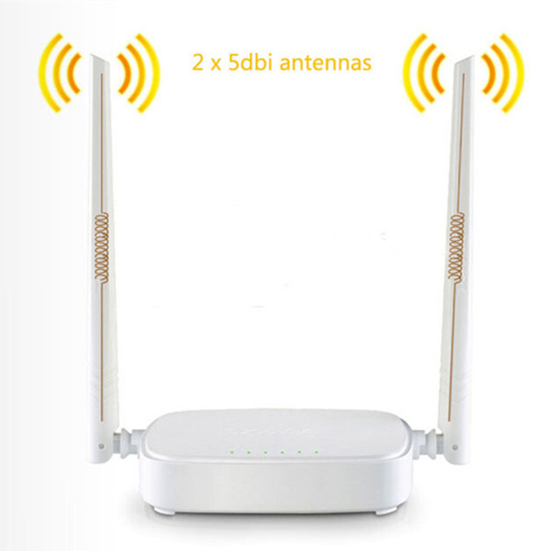 English Firmware Wireless Router Tenda N301 Wifi Router