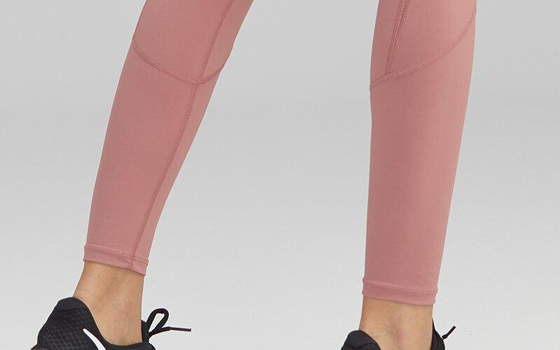Syprem leggings malha de cintura alta yoga preto grils leggings alta elástico novo sexy meninas yoga crossfit calças leggings