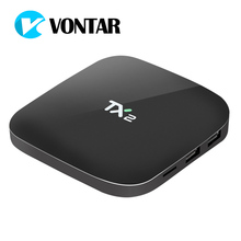 10 pcs Android 6.0 TV BOX TX2 R1 R2 2 GB 16 GB Rockchip RK3229 Suppot H.265 4 K 60tps 2.4 GHz WiFi BT2.1 Media Player IPTV boîte