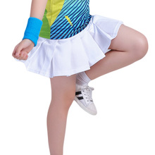 Childrens Table Tennis Clothing Badminton Skirt Short Womens Sports Pants Summer Quick Dry Breathable