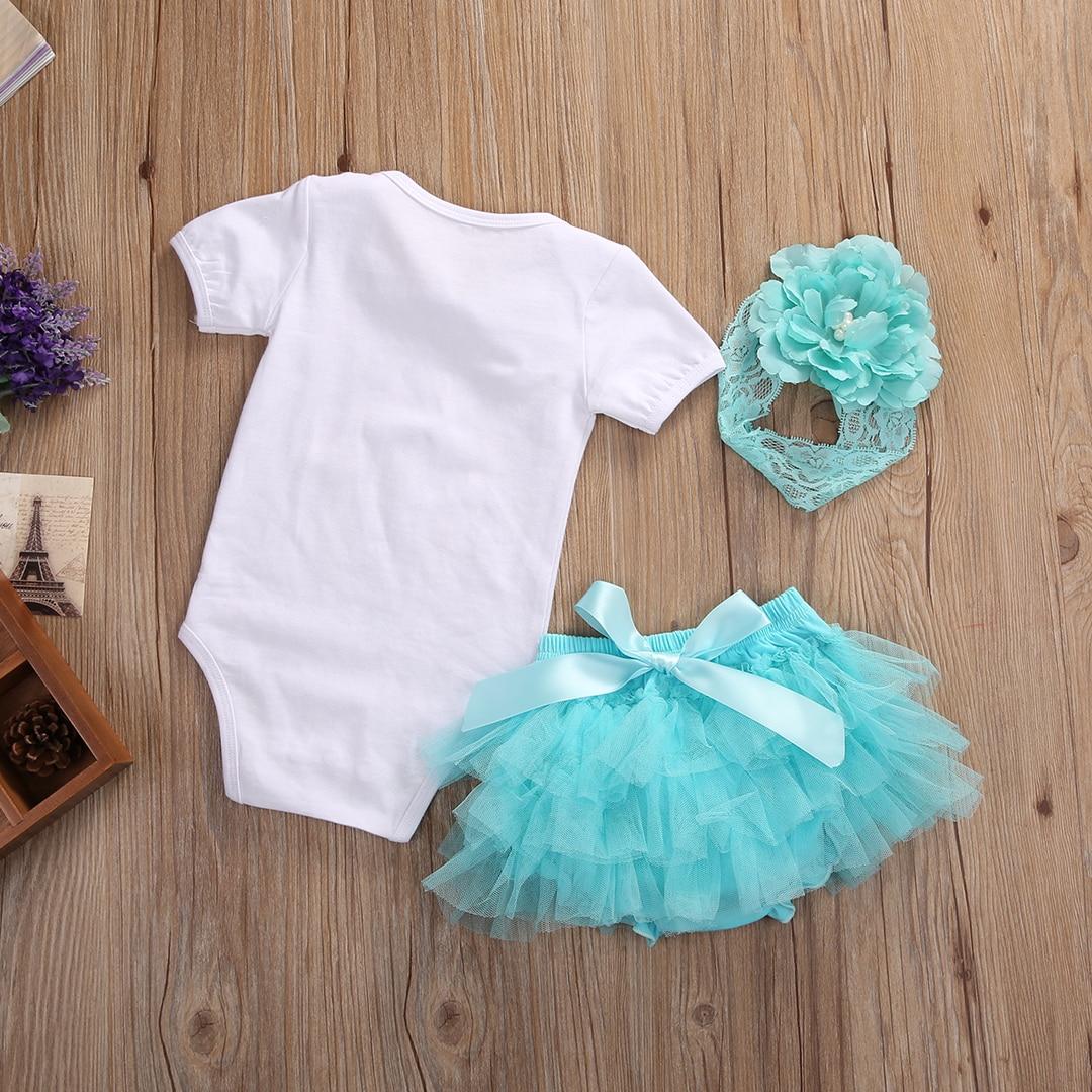 Baby Girls Dreamcatcher Romper Lace Tutu Skirt Party