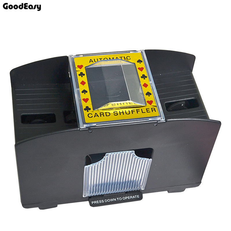 professional advanced casino 1 4 deck plastic shuffler