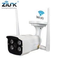 ZILNK WIFI IP Camera 960P HD Bullet Outdoor Waterproof Network Wireless Support TF Card Surveillance Home