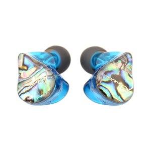 Image 1 - KINERA IDUN 2BA + 1DD ハイブリッドで耳イヤホンハイファイイヤホンモニターヘッドセットと 2Pin 取り外し可能なデタッチケーブル