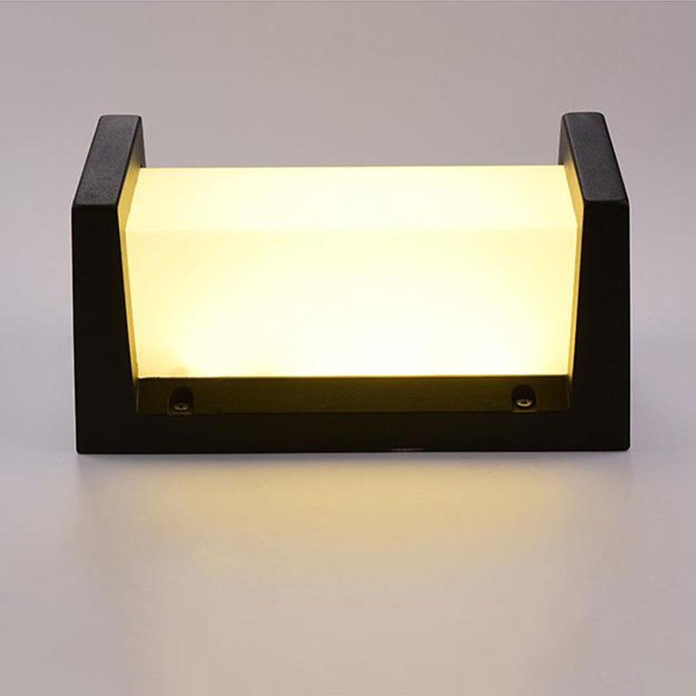 d agua lampada de rua moderna iluminacao 05