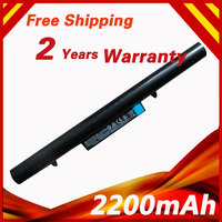 2200mAh Laptop Battery For HASEE SQU-1202 Q480S-i5 D1 Q480S-i7 D2 UN43 D0 UN43 D2 UN43 D3 UN45 D1 UN45 D2 UN47 D1 UN47 D2