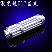 Discount! NEW blue laser pointer high power 50000mw 50W 450nm burning match balloon dry wood burn cigarettes+Free glasses+charger+gift box