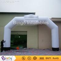 التوصيل المجاني البيضاء 8 متر عرض ألعاب نفخ مخصصة ضربة المتابعة الممر للأحداث|toys inflatable|toys toystoys toys toys -