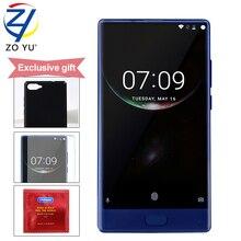 DOOGEE de MÉLANGE Smartphone 4G LTE Android 7.0 Helio P25 Mobilephone Octa Core 5.5 HD 16.0MP 4G + 64G D'empreintes Digitales 3380 mAh Cellulaire Téléphone