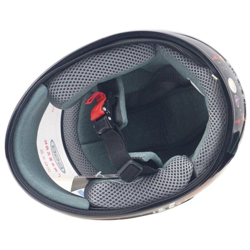 La cáscara del ABS del casco de la motocicleta del niño del GSB - Accesorios y repuestos para motocicletas - foto 6