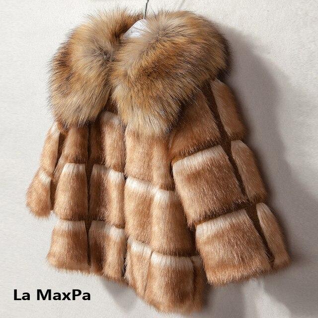 Thick Winter children jackets Boys Coat Tiger fur coat ...
