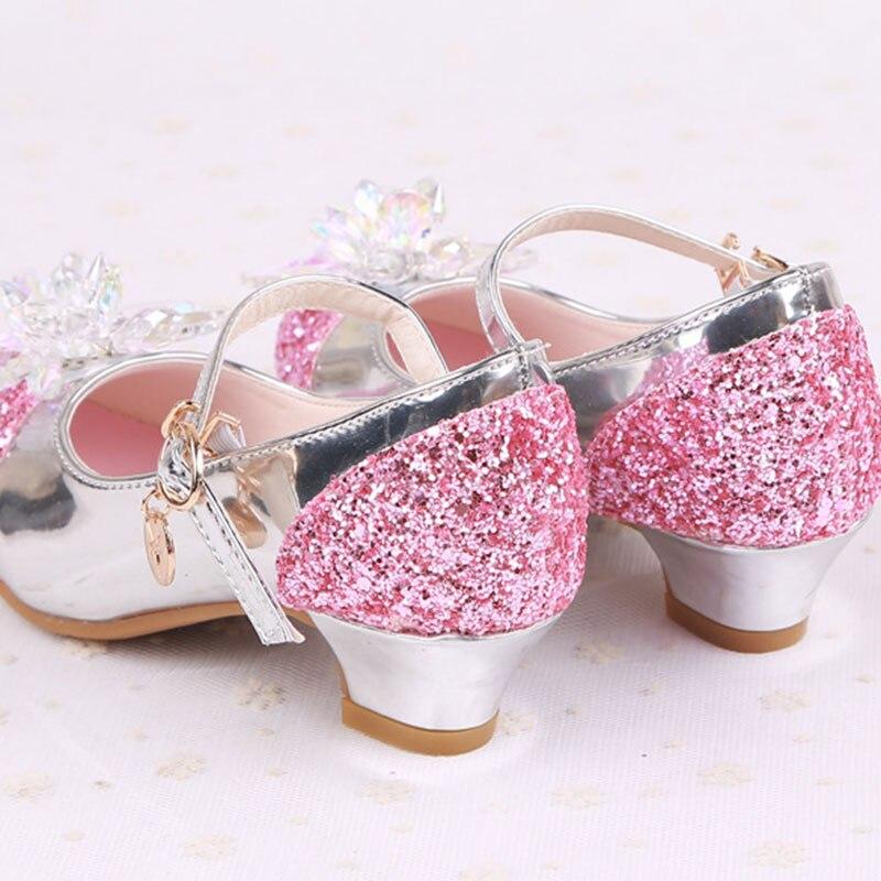 Meisjes aankleden schoenen Ballet Dans Hakken Informeel Voorzijde - Kinderschoenen - Foto 5