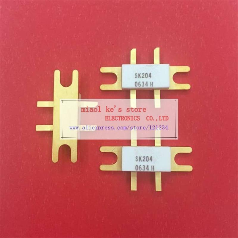 [ 1pcs ]100% Original: SK204 sk204 [ 20V-70V 5.1A 25W 1000MHz ] - High-quality original transistor