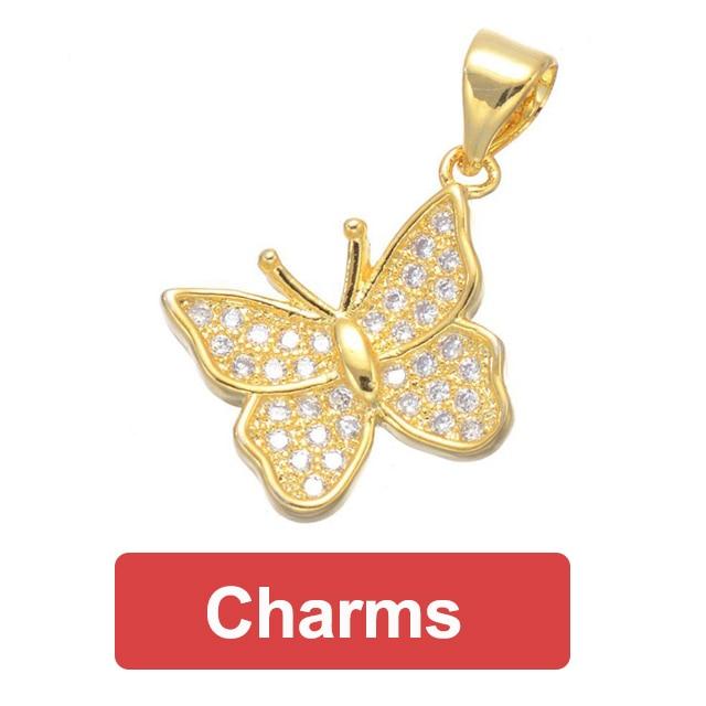 19 видов стилей Очаровательные Подвески браслет для женщин 5