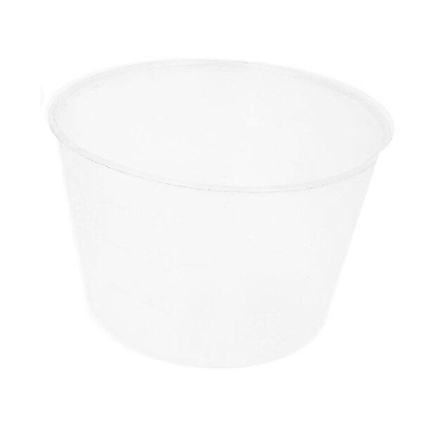Новые поступление Пластик 120 мл Электрический Плита риса мерный стаканчик 2 шт. прозрачный белый