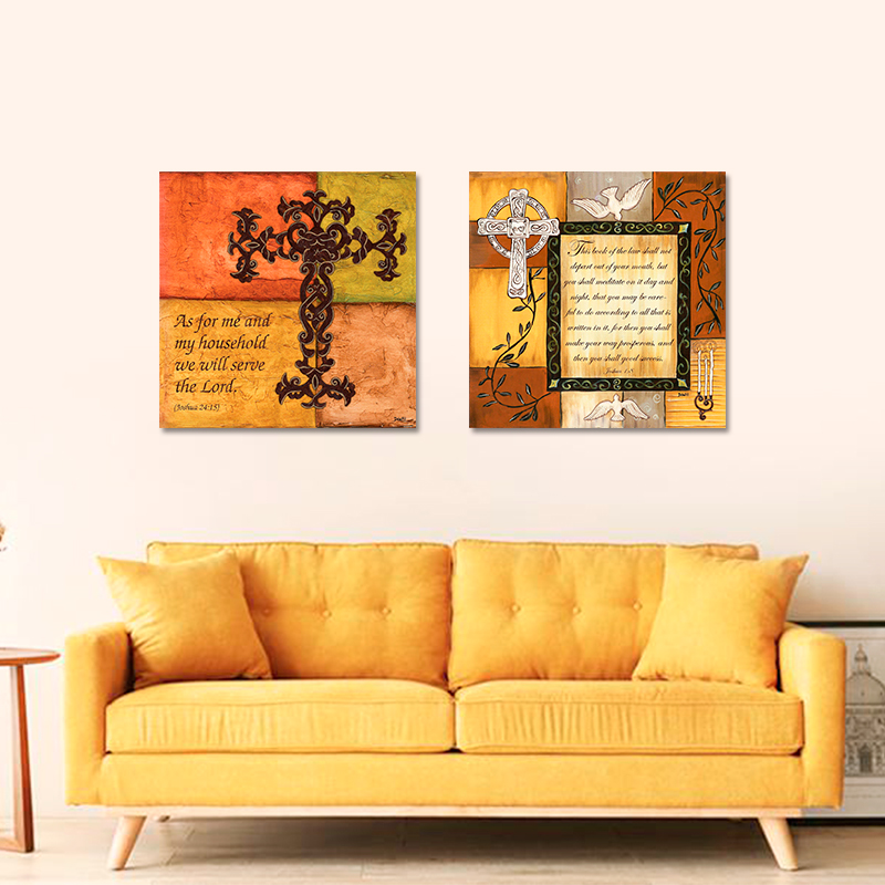 Funky Wall Crosses Decorating Ideas Image Collection - Wall Art ...