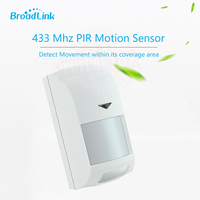 Smart Home Broadlink S1C 433Mhz RF Wireless Intelligent Infrared PIR Motion Sensor Anti Theft For Home