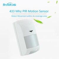 Smart Home Broadlink S1C 433Mhz RF Wireless Intelligent Infrared PIR Motion Sensor Anti Theft For Home