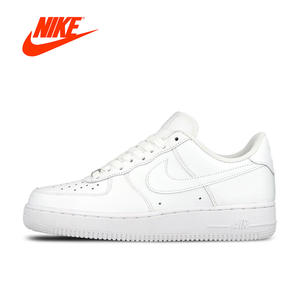 cheap for discount 70331 ac596 Official Nike AIR FORCE 1 AF1 Men Breathable Skateboarding Shoes