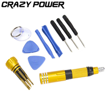 CRAZY POWER 15 In Set Professional Open Kits Repair Screwdriver Set Precision Hand Tools For iPhone PC Laptop