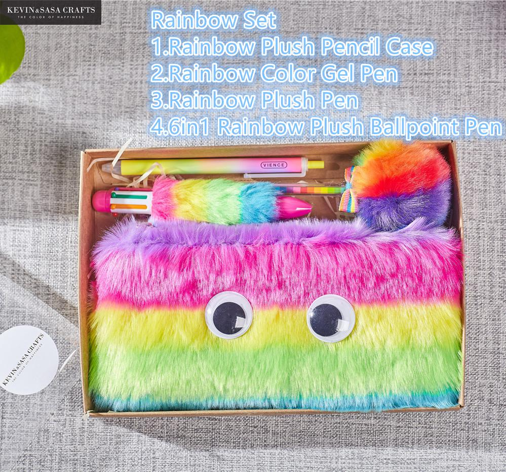 Rainbow Set Of 3 Quality