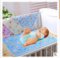 2015 Rushed Top Fashion 0-3 Months Changing Pad Free Shipping Cotton Cartoon Waterproof Baby Changing Mat Mattress Size 50 * 70