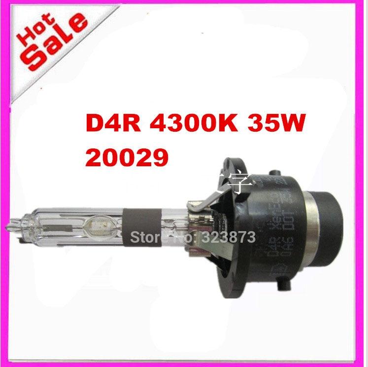 legújabb 90981-20029 9098120029 D4R 4300k 6000k 35W HID Xenon Izzó - Autó világítás