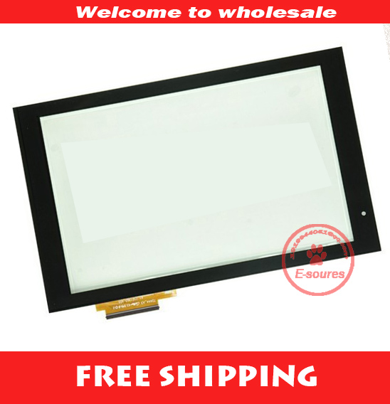 Original New 10.1'' Tablet PC For Acer Iconia Tab A500 A501 Touch Screen Digitizer Panel Parts Replacement With Free Shipping new high quality for acer iconia tab a210 a211 tablet pc 10 1 inch touch screen panel digitizer black free shipping