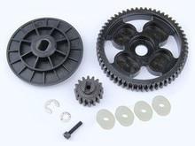 1/5 rc car racing parts,58T/16T High Torque Metal Gear Set fit HPI Rovan Baja 5B/5T/5SC Truck   95067