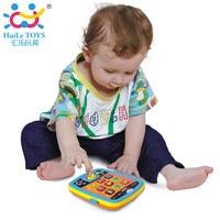 영어 알파벳 언어 사운드 학습 기계 어린이 교육 태블릿 아이 컴퓨터 아이 패드 장난감 패드 아기 노트북 최고의 선물