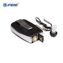Высокомощный усилитель слухового аппарата Карманный Стиль Регулируемый тон слуховой аппарат портативный аудиофоны инструменты для ухода за ушами S-28