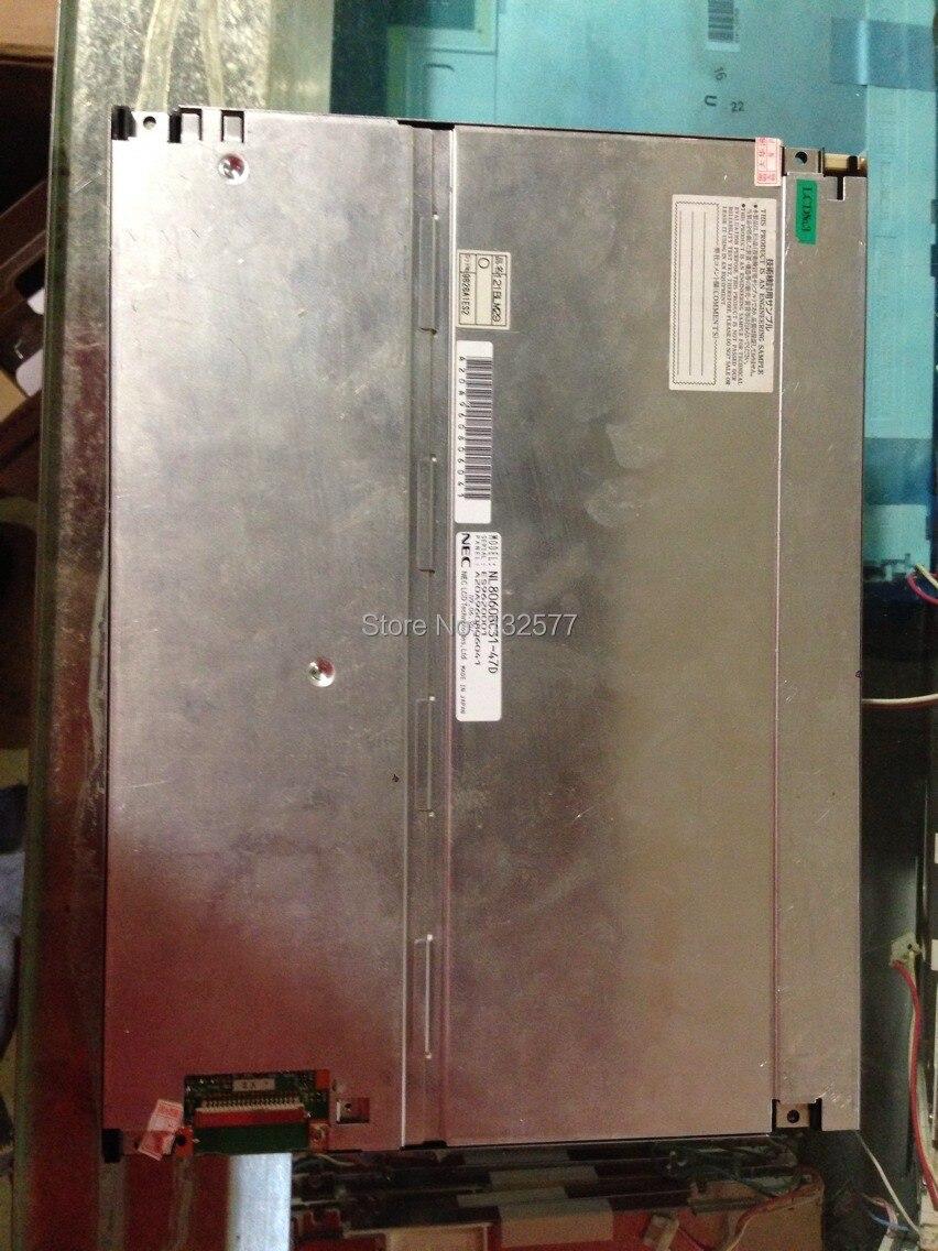 NL8060BC31-47D 12,1 ЖК-дисплей экран 800X600 ЖК-дисплей панели светодиодный подсветка ...