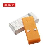 Ручной 125/250/375/500 кГц RFID ID Card Reader Писатель/Копир Дубликатор duplo и перезаписываемый ID брелков теги программист карты читателя