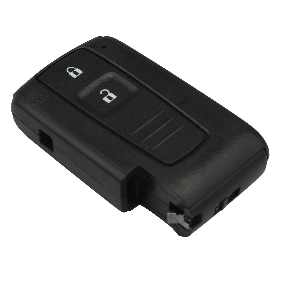 2Knapper Smart Key Remote Fob Case Key Shell Til TOYOTA Prius 2004 - Bilreservedele - Foto 6