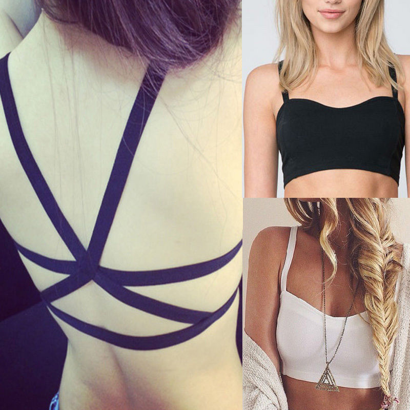 Sexy Black Tank Top Fashion Women Summer Vest Top Sleeveless Shirt Blouse Casual Tank T-Shirt Summer Beachwear Tops