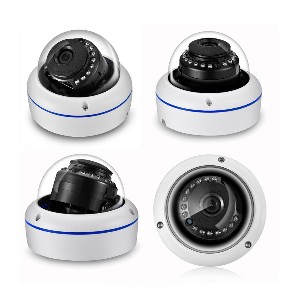 Image 5 - Gadinan 4CH 5MP POE NVR Kit Security Camera System 5MP 4MP 2MP IR Outdoor CCTV Dome Audio POE IP Camera Video Surveillance Set-in Surveillance System from Security & Protection