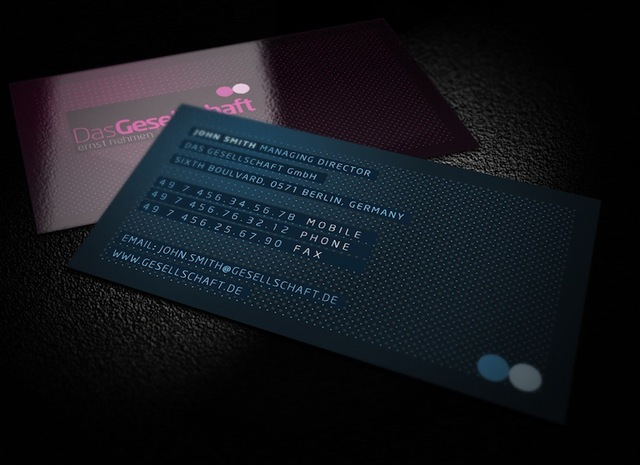 Nouvelle Arrivee Pelliculage Brillant Personnalisee Cartes De Visite Deluxe Conception Carte Haute Qualite
