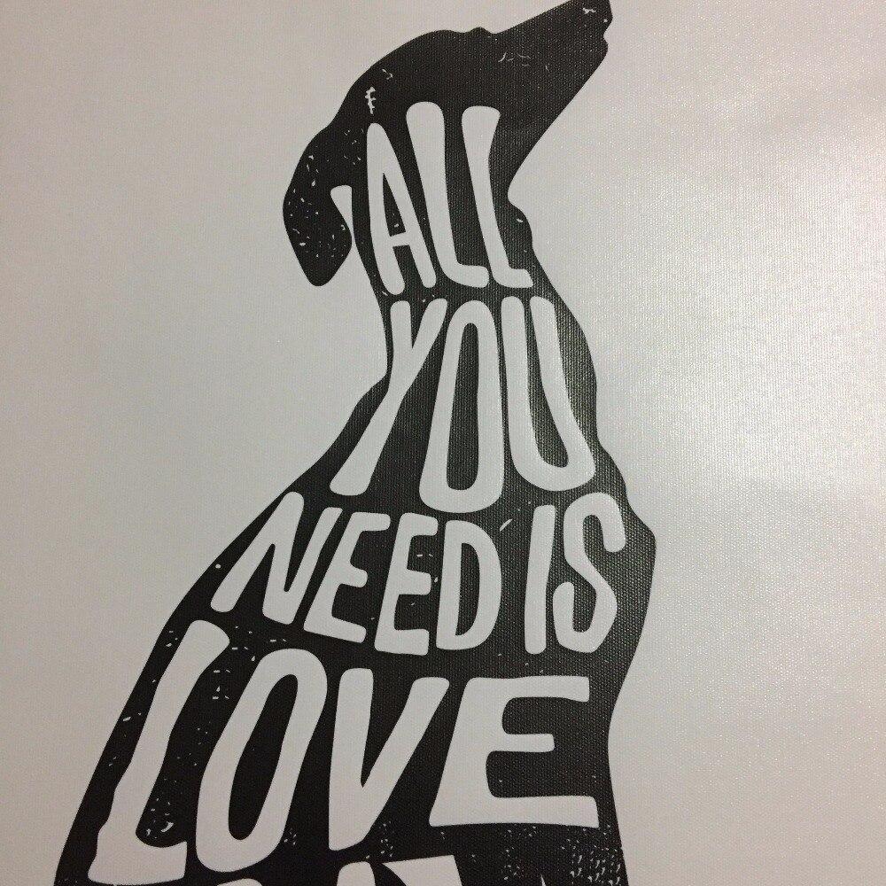 Dog Μινιμαλιστική Αφίσα Ιταλικά - Διακόσμηση σπιτιού - Φωτογραφία 5