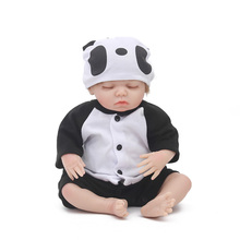 OtardDolls bebes reborn doll 50cm Silicone baby adorable Lifelike toddler Bonecas boy kid menina de silicone Vinyl