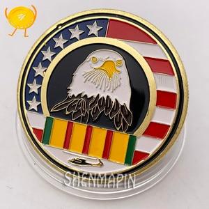 W ameryce bohaterów pamiątkowa moneta 911 World Trade Center września 11,2001 r monety kolekcje amerykański orzeł wyzwanie monety