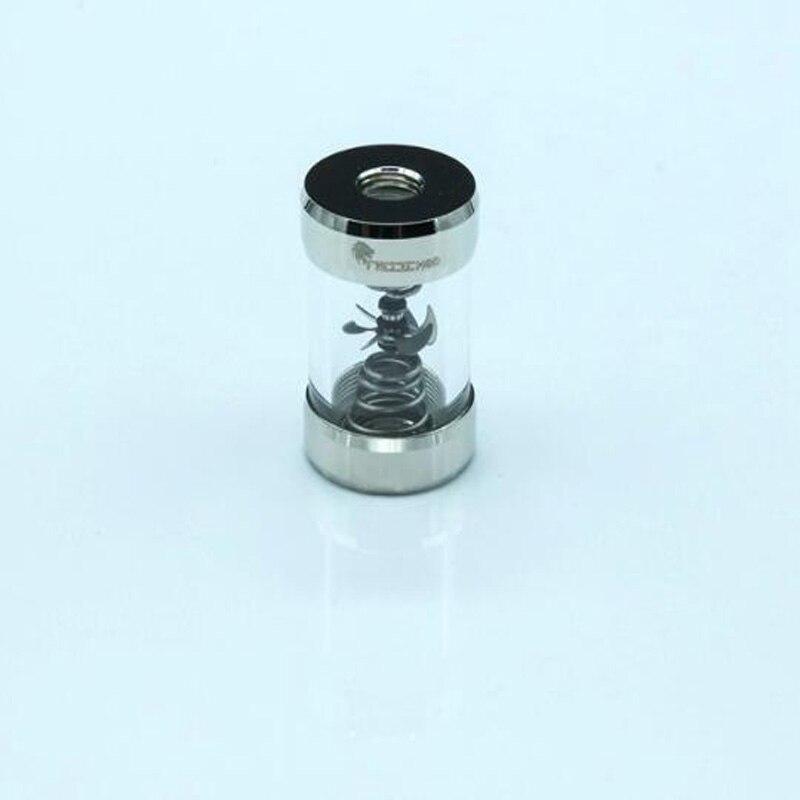 Medidor de agua para computadora medidor de corriente dos extremos de metal cubierta suave y dura instalación de tubería