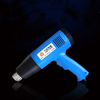 1500W 2000W 220V Industrial Type Power Tools Hot Air Temperature Adjustable High Power Heat Gun Can