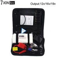 Rechargeable Mini 18000mAh Multi Function Car Emergency Start Power Car Jump Starter Mobile Phone Laptop External