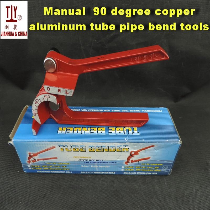 6-22mm 90 graus ferramenta de mão ar