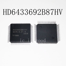 3PCS/LOT New Original HD6433692B87HV 6433692B87HV ic QFP